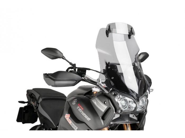 Szyba turystyczna PUIG do Yamaha XTZ1200 Super Tenere 14-19 z deflektorem (przyciemniana)